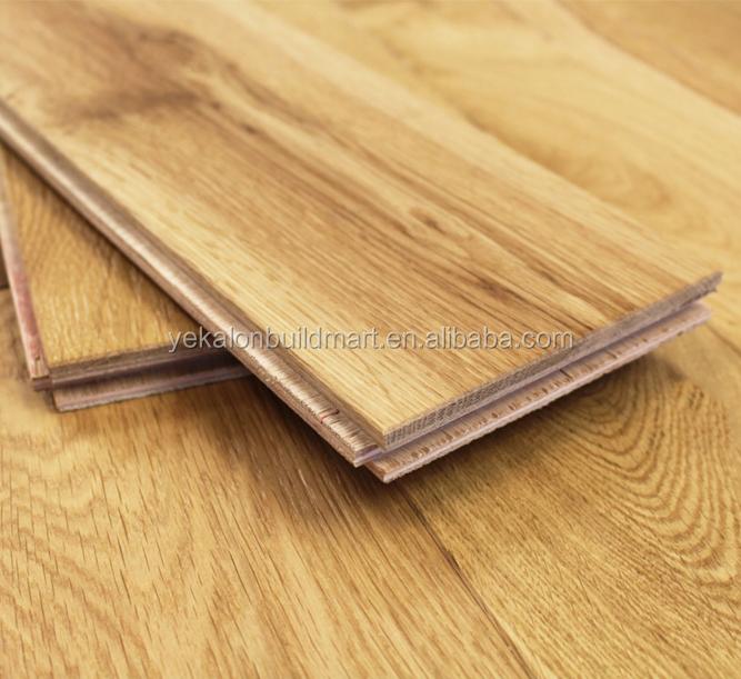 European Oak Floor Engineered Hardwood