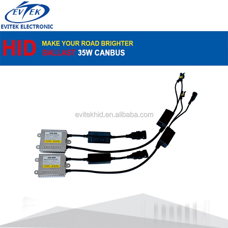 No Error Hid Bulb 35W 12V Canbus HID Xenon Kit With Hid Xenon Lamp Fit For AUDI, GOLF