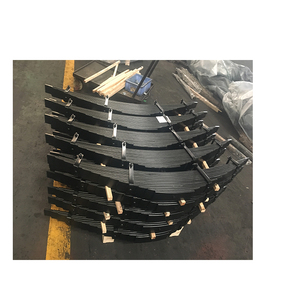American Trailer parts shock absorb use common thicken leaf spring