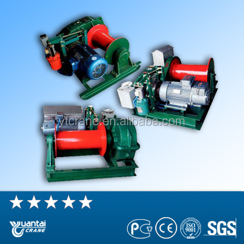 Electric windlass Hand control high speed Prices of electric winches 20T