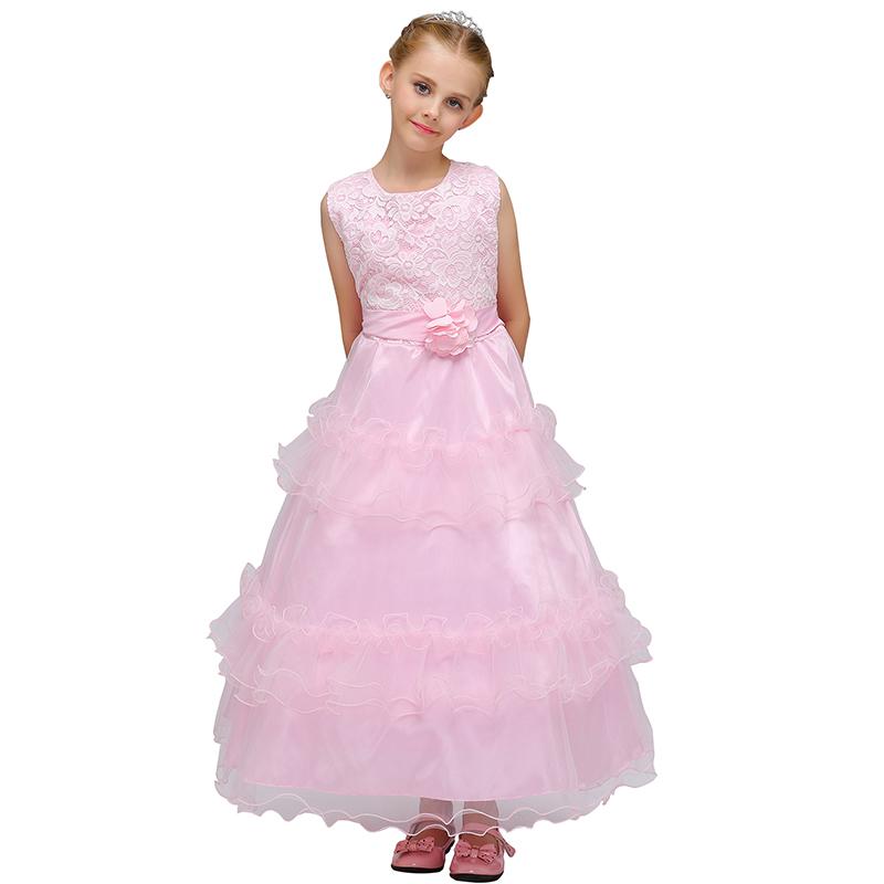 Venta al por mayor vestidos largos y bonitos rojos-Compre online los ...
