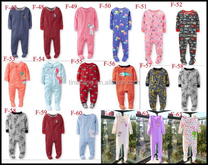 Adult Footed Sleepers 17