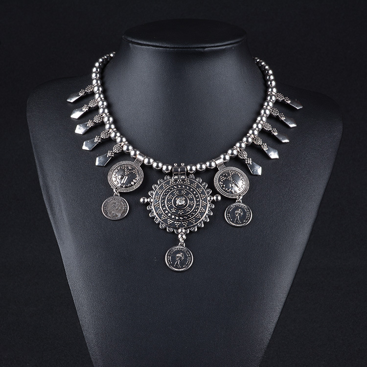 Wholesale Medallion Necklace Jewelry Wholesale, Necklace Jewelry ...