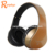 Ranphys hot selling portable headphone FM stereo radio MP3 player wireless sport headset