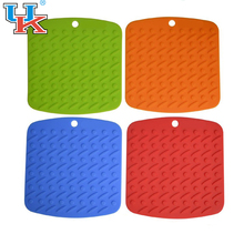 Hot Pad antiscivolo In Silicone Personalizzato <span class=keywords><strong>Dab</strong></span> <span class=keywords><strong>Mat</strong></span>, Silicone Cottura <span class=keywords><strong>Mat</strong></span> YKSP-1006