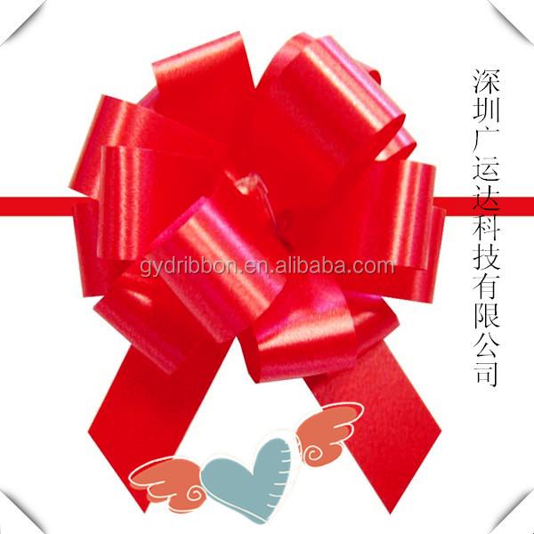Christmas Ribbon Plastic Ribbon Bow Making Material/fancy Glitter ...