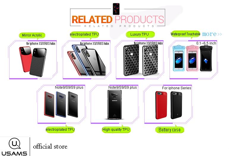 OEM de alta calidad 18650 cubierta de batería banco de energía para teléfono móvil carcasa para iphone 6 7 8 Plus XS max