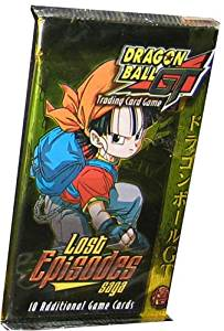 Dragonball GT Trading Card Game Lost Episodes Saga Booster Pack [10 Cards]