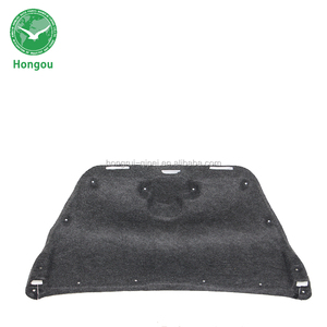 Factory products car parts for Honda Accord 2.4 trunk lid liner
