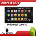 Car Electronics 2 Din Without DVD Video Player Android Stereo GPS Auto RDS 7 Inch USB