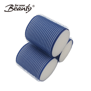 52 mm Hair cling tools Jumbo hot rollers for long hair