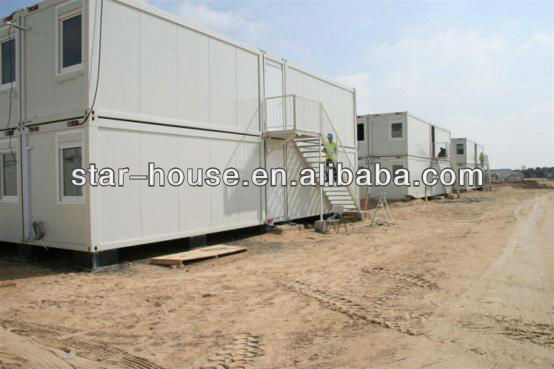 Pre fabricated house(certified by ISO, CE, CSA& AS) Manufacturer