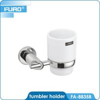 FUAO Bathroom wall mounted cup holder