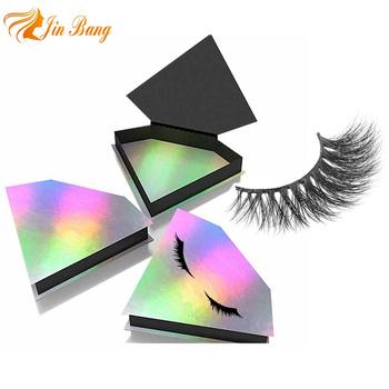 e1e319e5ce3 2018 wholesale 3d mink lashes custom eyelash packaging box private label  mink eye lashes