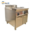 Potato Chips Fryer Machine
