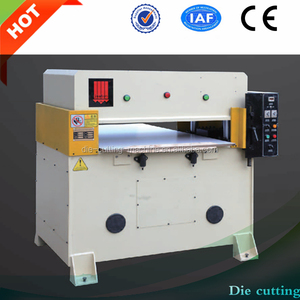 hydraulic four column artificial flower making machine