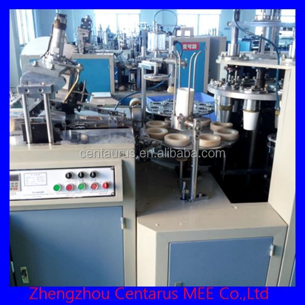 High Quality Paper Cup Machine Production Line With Lowest Price ...