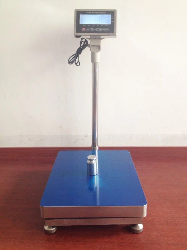 Electronic Analytical <strong>Balance</strong> 150kg with Waterproof Platform