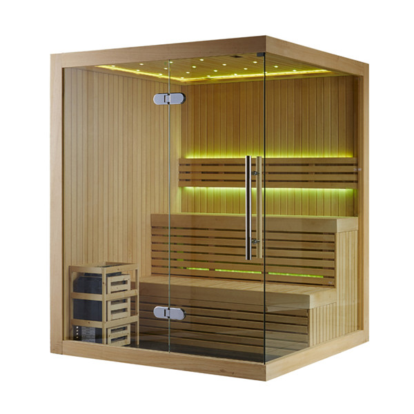 sauna f r 2 personen zf42 hitoiro. Black Bedroom Furniture Sets. Home Design Ideas