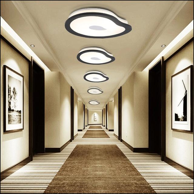 drei farbe led deckenleuchte schlafzimmer llamp kurze moderne wohnzimmer lampen studie lichter. Black Bedroom Furniture Sets. Home Design Ideas