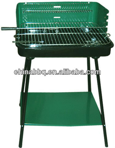 charcoal grilled barbecue chicken rotary grill YH28020D