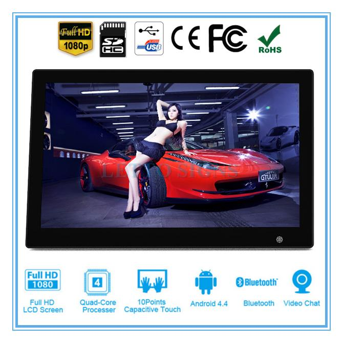 New design car usb media player hd video player android 4.0 free download