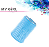 MY GIRL hot sale heated aluminium core plastic hair rollers