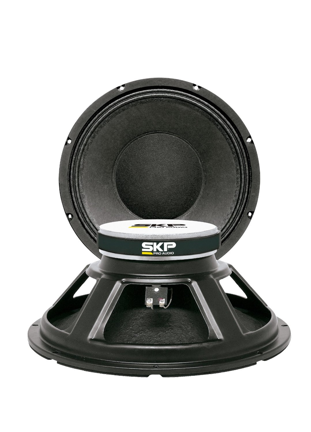 """SKP PRO AUDIO WF-1015 10"""" WOOFERS LOW SOUND, Program Power 300W, 8 Ohm, Professional Subwoofers and Deep Bass and Mid-bass"""