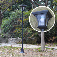Buy Solar led street garden light Solar in China on Alibaba.com