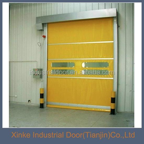 Industrielle Automatique Rapide Volet Roulant Porte Hsd-052 - Buy ...