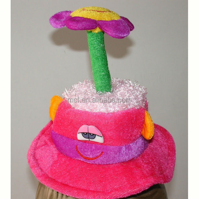 Carnival festival funny fascinator festival party favors hats
