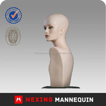 Mannequin Head Without Hair For Wig Display