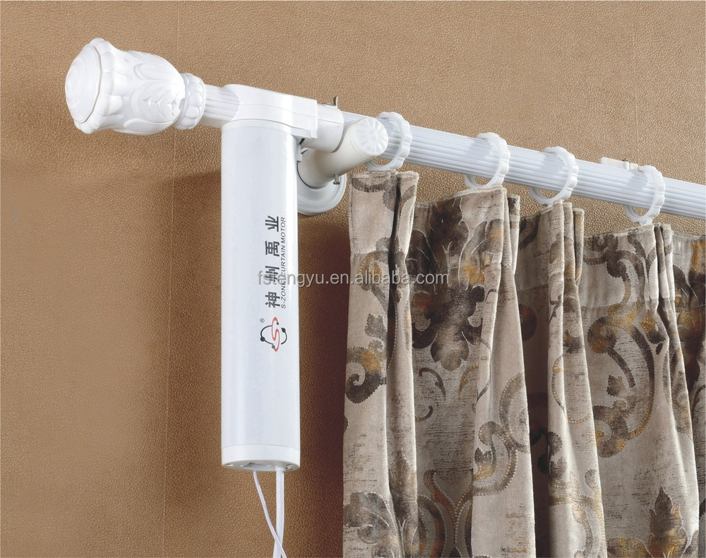 Electric Curtain Drapery Motor Motorized Window Opener Motorized Drapery  Curtain Motor Electric System