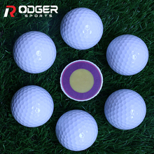 High quality plastic balls tournament golf ball 4 pieces balls large