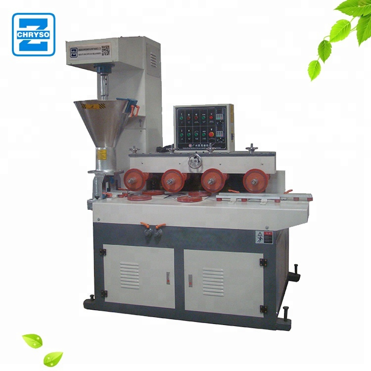 wood crown moulding profile gesso extruder gesso extrusion machine