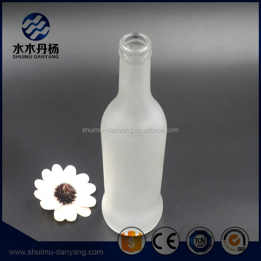 Best selling wholesale 275ml rio cocktail wine glass bottle,glass drinking bottle