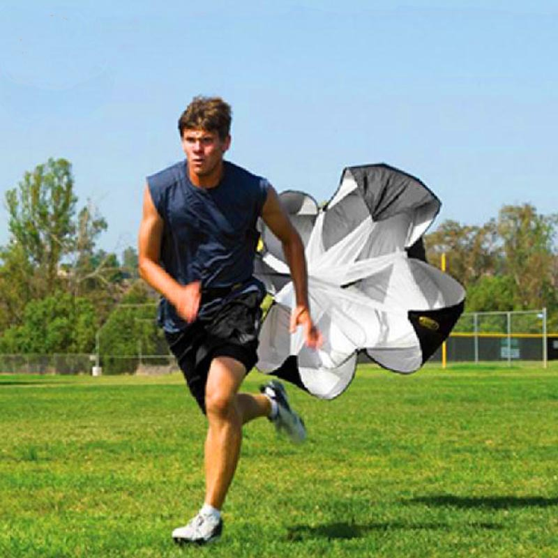 Speed Resistance Training Parachute Running Chute Soccer Football Training Parachute