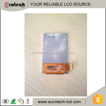 Built-in TL2796 IC 480*800 3.5inch oled lcd display