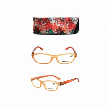7dd9008dabfd Hot sell good quality with pouch plastic reading glasses