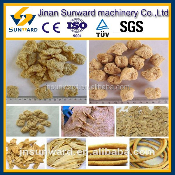 High quality TSP histone machine, textured soy protein machine, histone machine