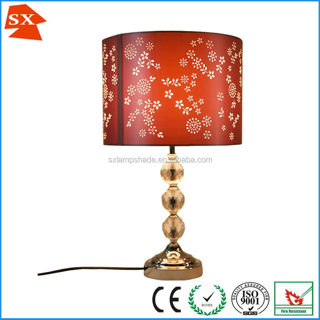Buy cheap china chimney lamp shades products find china chimney european cyclamen purple fabric laser cut reading table chimney lamp shade mozeypictures Gallery