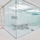 China leading manufacturer high grade glass partitions