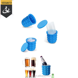 Beer bucket tong Ice Cube Maker GenieIce Bucket