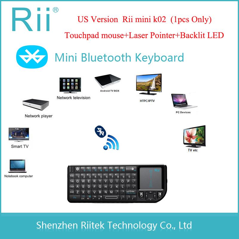 Rii Mini I8 Bluetooth Manual