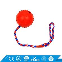 Wholesale Rope balls Soft dog toy ball