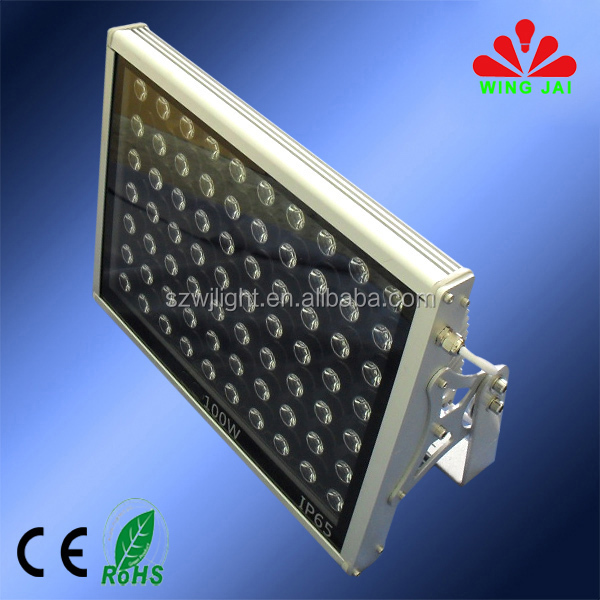 2016 China new most selling exterieur outdoor high power 100w narrow led spot ip65