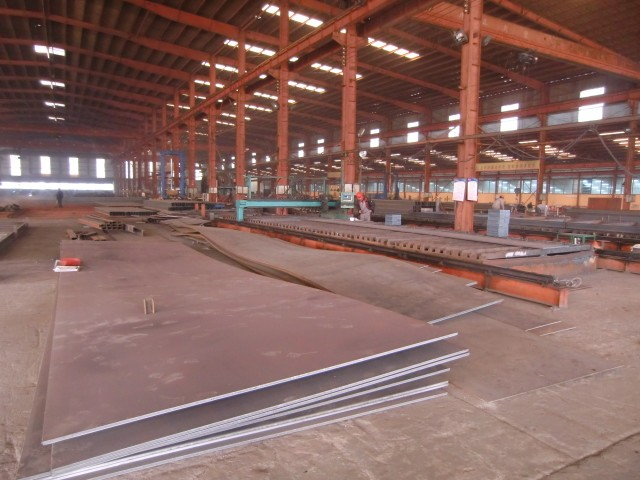 Q235B Q345B 316L hot rolled steel coils steel plates used for H-beam