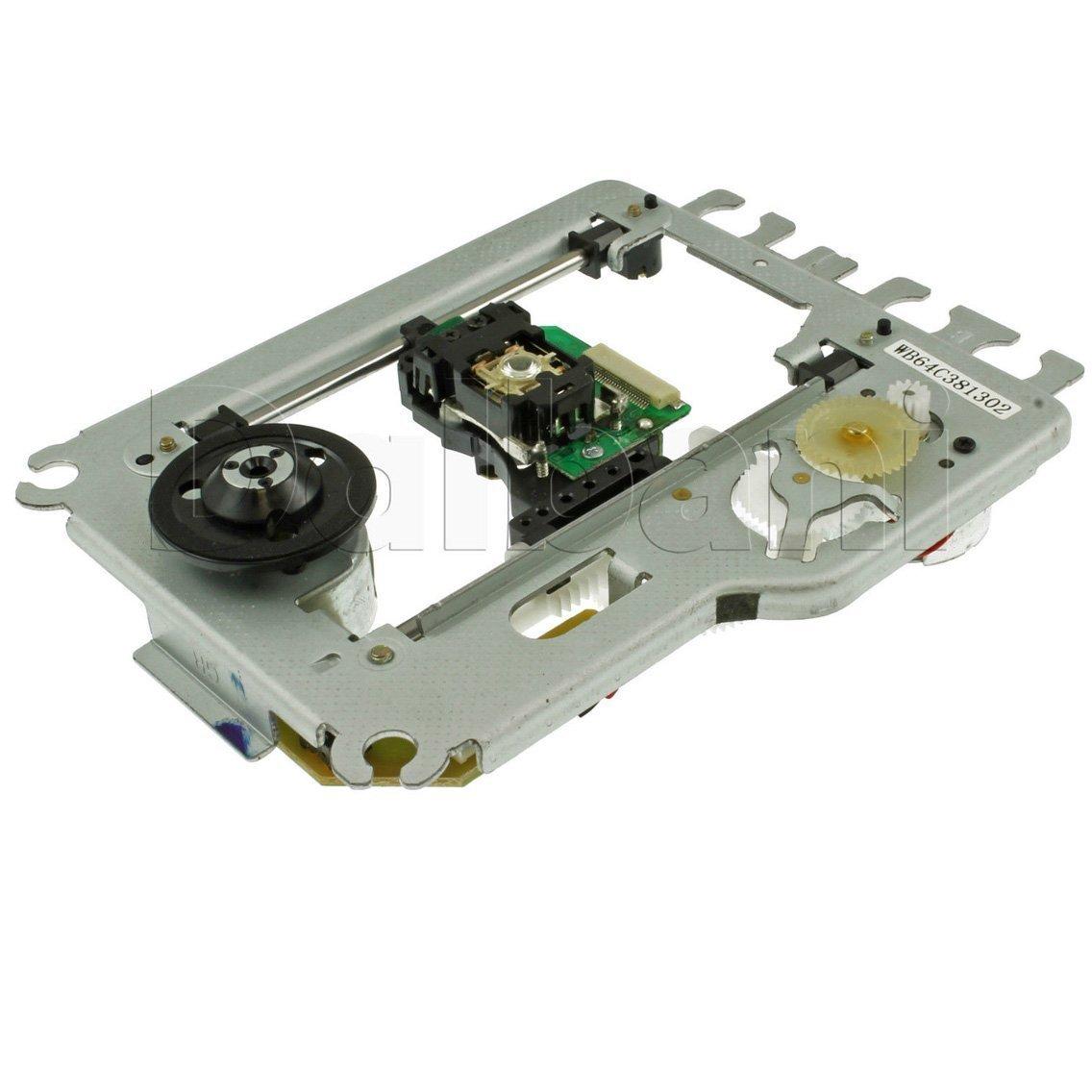 Puuli SOH-DL3CH Optical Pick Up DV34 Mechanism SOHDL3CH DVD Laser Lens Assembly