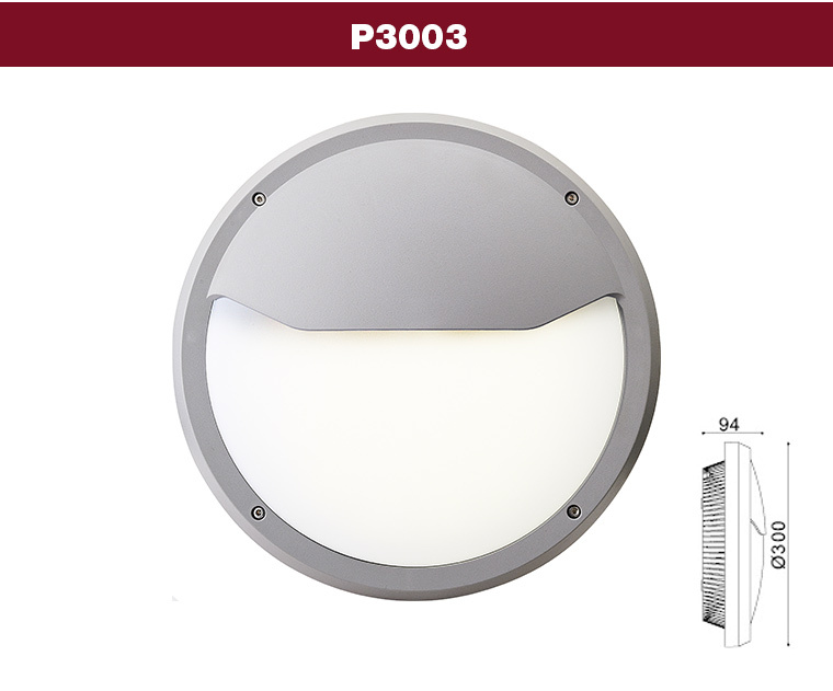 Half Round Wall Light Plastic Ceiling Light,Wall Light For ...