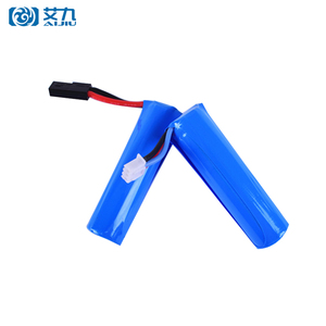 Customized Capacity Rechargeable Lithium-ion Battery 5V